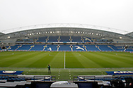 *** during the EFL Sky Bet Championship match between Brighton and Hove Albion and Burton Albion at the American Express Community Stadium, Brighton and Hove, England on 11 February 2017. Photo by Richard Holmes.