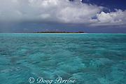 Paris Beach, Christmas ( Kiritimati ) Island, Line Islands, Republic of Kiribati, (Central Pacific)