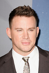 Executive producer and actor Channing Tatum attends the HBO Premiere of 'War Dog: A Soldier's Best Friend' at The Directors Guild of America on November 6, 2017 in Los Angeles, California. (Photo by CraSH/imageSPACE)