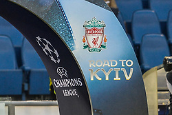 May 2, 2018 - Rome, Italy - Road to Kyiv - the UEFA Champions League semifinal match between AS Roma and FC Liverpool at the Olympic stadium on may 02, 2018 in Rome, Italy. (Credit Image: © Silvia Lore/NurPhoto via ZUMA Press)