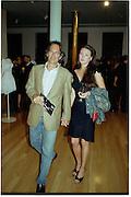 Azzadine Alaia installation. 575 Broadway. NY. 22 September 2000. © Copyright Photograph by Dafydd Jones 66 Stockwell Park Rd. London SW9 0DA Tel 020 7733 0108 www.dafjones.com