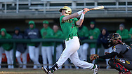CARY, NC - MARCH 03: Notre Dame's Nick Podkul. The University of Maryland Terrapins played the University of Notre Dame Fighting Irish on March 3, 2017, at USA Baseball NTC Stadium Field in Cary, NC in a Division I College Baseball game, and part of the Irish Classic tournament. Maryland won the game 4-3.
