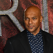 Colin Salmon Arrivers at the Mortal Engines - World Premiere on 27 November 2018, London, UK