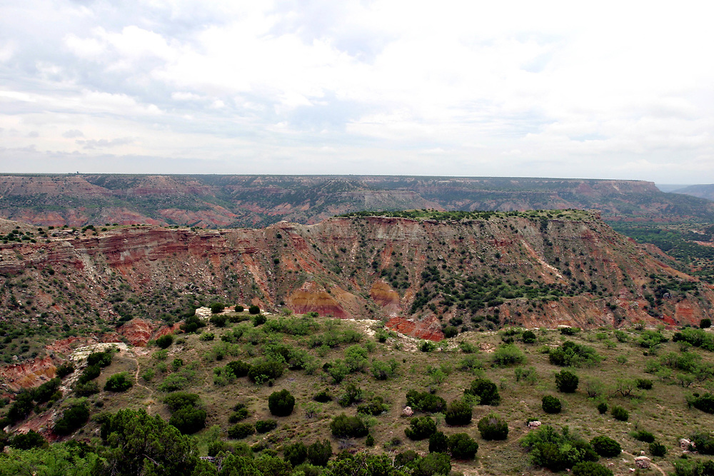 Palo Duro Canyon, Texas Panhandle near the cities of Amarillo and Canyon. USAUSA