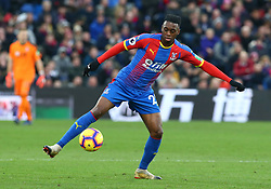 January 12, 2019 - London, England, United Kingdom - London, England - 12 January, 2019.Crystal Palace's Aaron Wan-Bissaka.during English Premier League between Crystal Palace and Watford at Selhurst Park stadium , London, England on 12 Jan 2019. (Credit Image: © Action Foto Sport/NurPhoto via ZUMA Press)