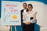 SEBASTIAN GRIGG; RACHEL KELLY, Rachel Kelly celebrates the publication of ' Singing In the Rain' An Inspirational Workbook. 20 Cavendish Sq. London W1. 17 January 2019.