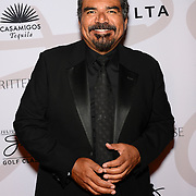 Comedian George Lopez attends The Julius Erving 'Black Tie' Ball Event at The Rittenhouse Hotel on September 13, 2015 in Philadelphia, Pennsylvania. (Photo by Lisa Lake/Getty Images for the Julius Irving Golf Classic)