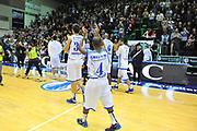 DESCRIZIONE : Eurocup 2013/14 Gr. J Dinamo Banco di Sardegna Sassari -  Brose Basket Bamberg<br /> GIOCATORE : Marques Green<br /> CATEGORIA : Ritratto Esultanza<br /> SQUADRA : Dinamo Banco di Sardegna Sassari <br /> EVENTO : Eurocup 2013/2014<br /> GARA : Dinamo Banco di Sardegna Sassari -  Brose Basket Bamberg<br /> DATA : 19/02/2014<br /> SPORT : Pallacanestro <br /> AUTORE : Agenzia Ciamillo-Castoria / Luigi Canu<br /> Galleria : Eurocup 2013/2014<br /> Fotonotizia : Eurocup 2013/14 Gr. J Dinamo Banco di Sardegna Sassari - Brose Basket Bamberg<br /> Predefinita :