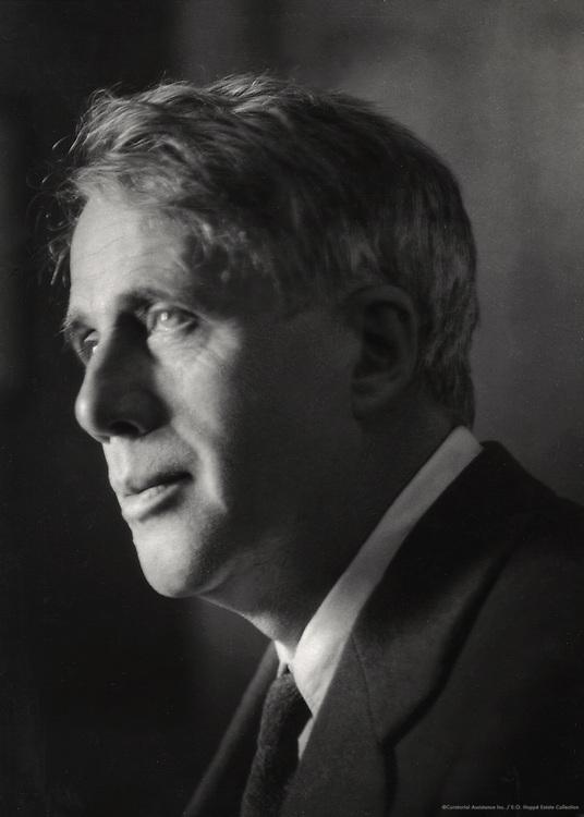Robert Frost, Poet, 1926
