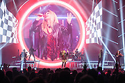 WASHINGTON, DC - July 21, 2015 - Shania Twain performs at the Verizon Center in Washington, D.C. as part of her Rock This Country Tour.  The tour, her first in 11 years, will mark the end of Twain's touring career, but not her music career. (Photo by Kyle Gustafson / For The Washington Post)