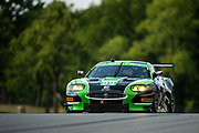 August 4-6, 2011. American Le Mans Series, Mid Ohio. 99 JaguarRSR, Bruno Junqueira, Kenny Wilden Jaguar XKR GT