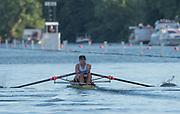 Henley-on-Thames. United Kingdom.  2017 Henley Royal Regatta, Henley Reach, River Thames. <br /> <br /> <br /> 18:50:32  Saturday  01/07/2017   <br /> <br /> [Mandatory Credit. Peter SPURRIER/Intersport Images.