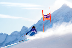 18.01.2018, Olympia delle Tofane, Cortina d Ampezzo, ITA, FIS Weltcup Ski Alpin, Abfahrt, Damen, 2. Training, im Bild Federica Brignone (ITA) // Federica Brignone of Italy in action during the 2nd practice run of ladie' s downhill of the Cortina FIS Ski Alpine World Cup at the Olympia delle Tofane course in Cortina d Ampezzo, Italy on 2018/01/18. EXPA Pictures © 2018, PhotoCredit: EXPA/ Dominik Angerer