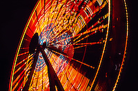 Big Wheel ferris wheel, Elitch Gardens amusement park, Denver, Colorado