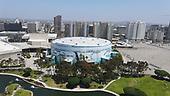 News-Long Beach Arena-May 25, 2020