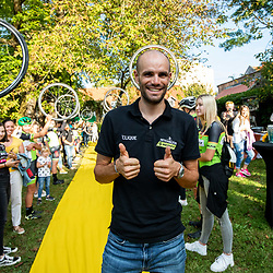 20200921: SLO, Cycling - Reception of Luka Mezgec after Tour de France 2020