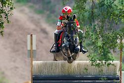 Kenis Pieter, BEL, Verlooy Jos, Clemens Pïeter<br /> Nationaal Kampioenschap ponies LRV  Minderhout 2008<br /> © Hippo Foto - Dirk Caremans<br /> 22/06/2008