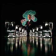 Roy Vagelos, chairman of Merck & Co.