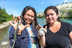 Adaka Cultural Festival 2016, Whitehorse, Yukon, Canada, Yukon First Nation Culture and Tourism Association, Kwanlin Dun Cultural Centre, Chalene Baker
