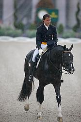 Domingo Coll Jordi (ESP) - Prestige<br /> CHIO Aachen 2008<br /> Photo © Hippo Foto