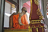 The Coolest Mummified Monk in the World