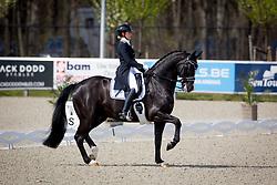 Van Baalen Marlies, NED, Go Legend DVB<br /> CDI3* Opglabbeek<br /> © Hippo Foto - Sharon Vandeput<br /> 24/04/21