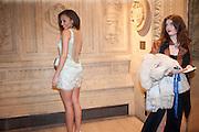AMAL FASHANU, KOOZA, CIRQUE DU SOLEIL  Royal Albert Hall Kensington Gore London. 8 January 2012.