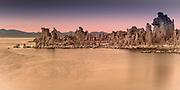 Limestone Formations at Mono Lake California