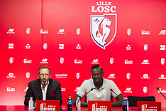 LOSC Lille New Signings - 22 June 2017