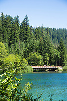 McKenzie River, Oregon.