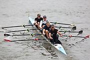 Crew: 118  Dart Totnes/Upper Thames/Exeter  G 4x<br /> <br /> Vet Fours Head 2019