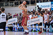 DESCRIZIONE : Trento Beko All Star Game 2016 Dolomiti Energia Three Point Contest<br /> GIOCATORE : Michael Bramos<br /> CATEGORIA : Tiro Tre Punti Three Point<br /> SQUADRA : Umana Reyer Venezia<br /> EVENTO : Beko All Star Game 2016<br /> GARA : Dolomiti Energia Three Point Contest<br /> DATA : 10/01/2016<br /> SPORT : Pallacanestro <br /> AUTORE : Agenzia Ciamillo-Castoria/L.Canu