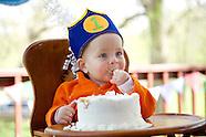 Benton's 1st Birthday Party