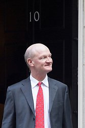 © licensed to London News Pictures. London, UK 08/10/2013. David Willetts, Minister of State for Universities and Science attending to a cabinet meeting in Downing Street on Tuesday, 8 October 2013. Photo credit: Tolga Akmen/LNP