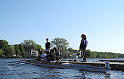 Berlin-Grünau. GERMANY.  GV's. General Views. Juniors boating at the  Frühregatta Saturday 30/04/2011 [Mandatory Credit; Peter Spurrier/Intersport-images]
