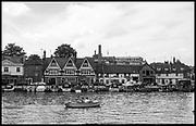 Henley-On-Thames, Berkshire, UK., Saturday, 03/07/2021, Henley Town Skyline, General View, Henley Brewery,  Henley Reach,2021 Regatta Course Construction, [ Mandatory Credit © Peter Spurrier/Intersport Images],