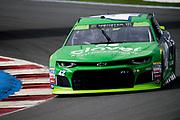 September 28-30, 2018. Charlotte Motorspeedway, ROVAL400: 42 Kyle Larson, Clover/First Data, Chevrolet, Chip Ganassi Racing