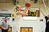 Quinnipiac vs. Vermont Women's Basketball 11/28/15
