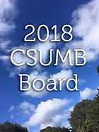 CSUMB Board 2018