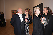ALEXANDER KRASNER; REBECCA KORNER; ELIZABETH ESTEVE;  ELLA KRASNER, Panta Rhei. An exhibition of work by Keith Tyson. The Pace Gallery. Burlington Gdns. 6 February 2013.