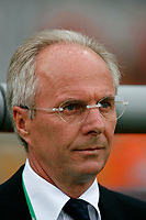 Photo: Glyn Thomas.<br />England v Trinidad & Tobago. Group B, FIFA World Cup 2006. 15/06/2006.<br /> England's manager Sven Goran Eriksson.