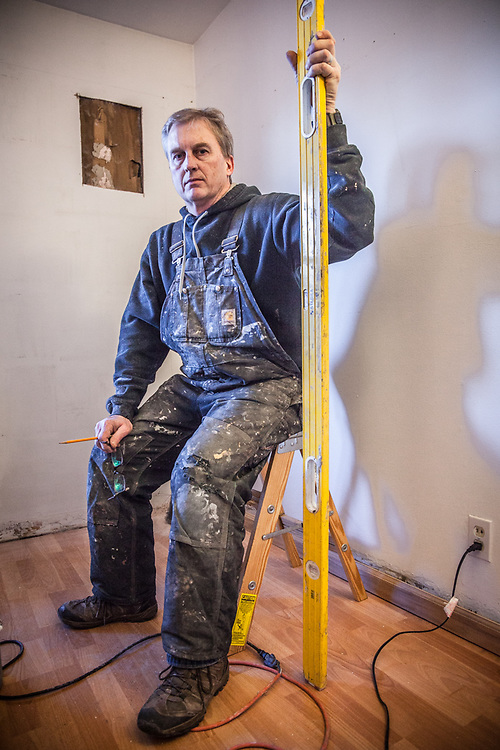 Construction contractor, Brad Himmelright, Anchorage