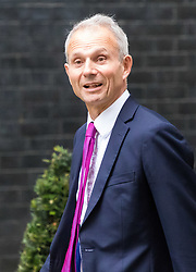 London, June 27th 2017. Lord Chancellor and Secretary of State for Justice David Lidington attends the weekly UK cabinet meeting at 10 Downing Street in London.