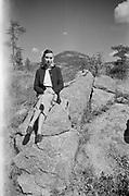 Octavia Hirschman, September, 1949