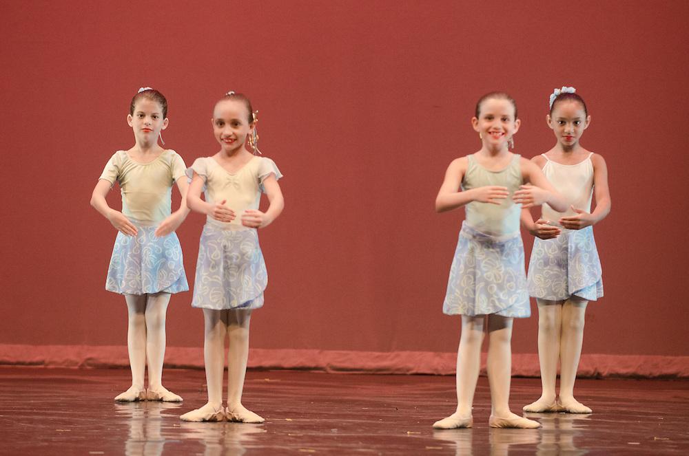 Junio 2012- Recital de Fin de Curso de Andanza.  En el Centro de Bellas Artes de Guaynabo.