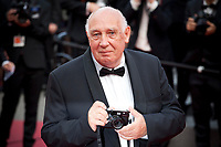 Raymond Depardon at Twin Peaks gala screening at the 70th Cannes Film Festival Thursday 25th May 2017, Cannes, France. Photo credit: Doreen Kennedy