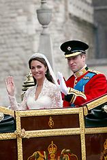 Royal Wedding. London April 2011