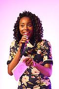 BEVERLY HILLS, CALIFORNIA - MAY 31: Erica Ash at Step Up Inspiration Awards at the Beverly Wilshire Four Seasons Hotel on May 31, 2019 in Beverly Hills, California. (Photo by Araya Diaz)