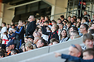 England fans cheer the opening goal during the UEFA European Under 17 Championship 2018 match between England and Israel at Proact Stadium, Whittington Moor, United Kingdom on 4 May 2018. Picture by Mick Haynes.