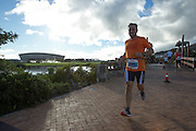Participants during the Discovery Duathlon Cape Town 2017